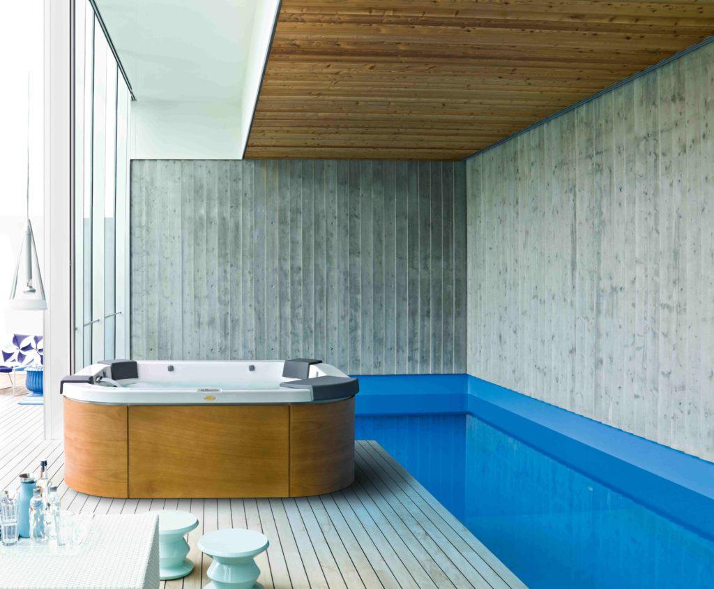 Spa Jacuzzi® Italian Design Delos