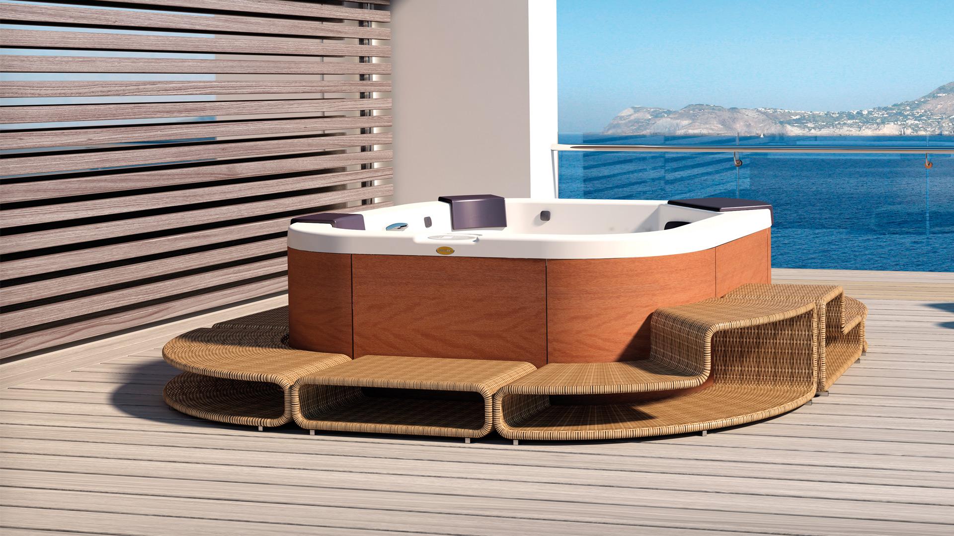 Jacuzzi Italian Design